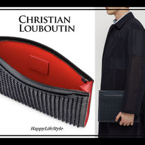 COOL!◇Skypouch クラッチバッグ◇Christian Louboutin