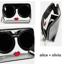 Alice+Olivia(アリスオリビア) メイクポーチ Alice+Olivia Nikki Stacey Face化粧品バッグ