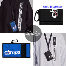 (( BORN CHAMPS )) CHMPS WALLET NE244