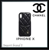 【CHANEL】正規店購入品☆Classic case for iPhone X