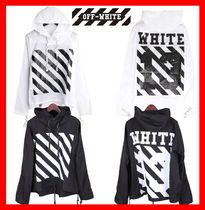 関税負担★人気★【Off-White】★WINDBREAKER ANORAK★2色