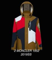 2 MONCLER 1952 2019SS春新作!BAUDRIER