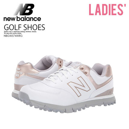 国内即納★希少!!大人気!!★NEW BALANCE★NBGW574WRG GOLF SHOES