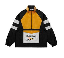 REEBOK ★VT ON ANORAK JKT BLACK
