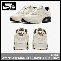 【NIKE】WMNS AIR MAX 90 SE HAVE A NIKE DAY 881105-102