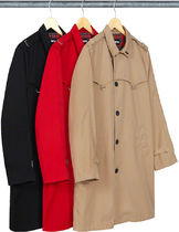 SUPREME19SS★ D-Ring Trench Coat