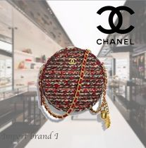 【CHANEL】正規店購入品☆Clutch with classic chain*