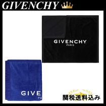 GIVENCHY Givenchy Paris cotton beach towel