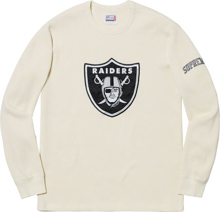 Supreme Tシャツ・カットソー SUPREME19SS★Raiders 47 Thermal(2)
