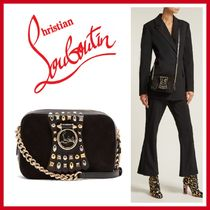 CHRISTIAN LOUBOUTIN ★Rubylou チェーンショルダーバッグ