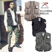 【ROTHCO】 国内完売!Uncle Milty Travel Vest 各色