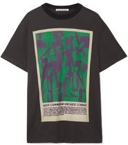 ★関税負担★ACNE STUDIOS★ESMETA COTTON-JERSEY T-SHIRT