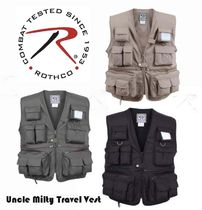 *COOL* ROTHCO Uncle Milty Travel Vest フィッシングベスト