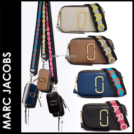 MARC JACOBS ショルダーバッグ・ポシェット ★追跡&関税込【MARC  JACOBS】Snapshot