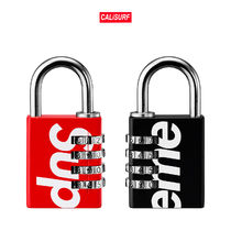 【WEEK1】SS19 SUPREME MASTERLOCK NUMERIC COMBINATION LOCK