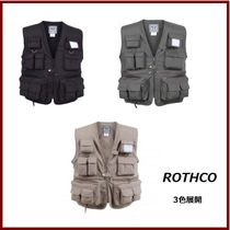 【Rothco】Uncle Milty Travel Vest/ミリタリートラベルベスト