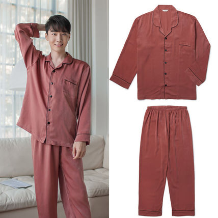 EVENIE ルームウェア・パジャマ ★EVENIE★SF9着用 SF9 Pajamas Sensual Brick long sleeve fair