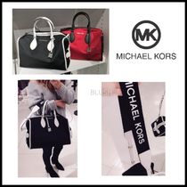 【Michael Kors】 CONNIE ナイロン LG DUFFLE BAG
