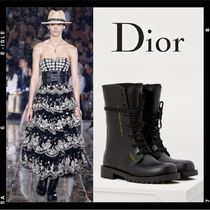 【Dior】Diorcamp rubber ankle boots