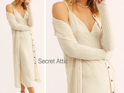 Free People セットアップ 新作&セット★Free People ワンピ&カーデセット(2)