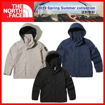 韓国の人気☆【THE NORTH FACE】☆CAMPANA JACKET☆3色☆