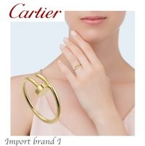 【Cartier】正規店購入品*JUST A NAIL RING PM YELLOW GOLD