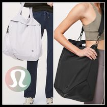 [lululemon]♥Lサイズ・On My Level Bag 2WAYトートバック