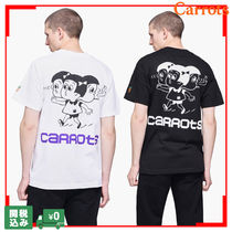 SALE Carrots CONJOINED ポケット プリント Tシャツ 関税送料込