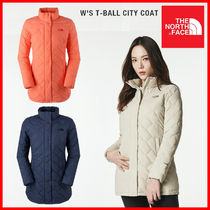 THE NORTH FACE★計量・暖かい W'S T-BALL CITY COAT_NC3NK30