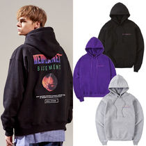 114.NU'ESTミニョン着用 パーカー red planet hoody 3カラー
