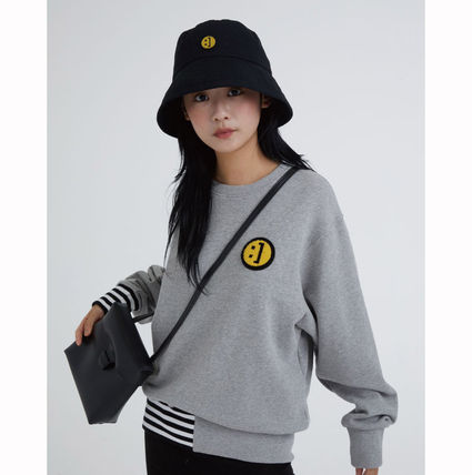 MSKN2ND ハット ★MSKN2ND★日本未入荷 韓国 バケットハット E BUCKETHAT BLACK(5)