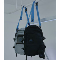 Wai Kei★バックパック Steady Line Color Strap 4-Way Backpack