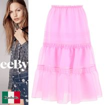 See by Chloe Ruffled Skirt