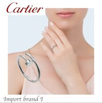 【Cartier】正規店購入品*JUST A NAIL RING PM GRAY GOLD