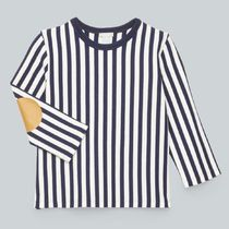 """COS(コス) キッズ用トップス """"COS KIDS""""  VERTICAL-STRIPED TOP NAVY/WHITE"""