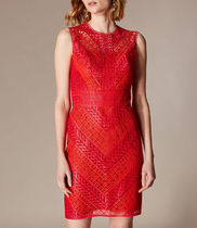 【KarenMillen】ワンピース☆Embroidered Lace Mini Dress