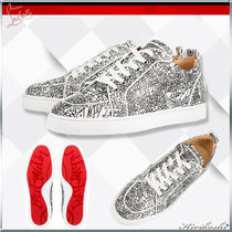 ◆Christian Louboutin 19SS最新作◆Rantulow Orlato Men's Flat