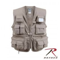 ROTHCO キッズサイズのリクエスト可! Uncle Milty Travel Vest