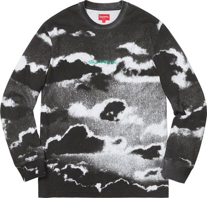 Supreme トップスその他 19SS 立ち上げ Supreme Clouds L/S Top S〜XL(2)