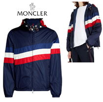 "19ss★MONCLER""CAM""星プリントナイロンブルゾン【関税込】"