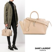 直営アウトレット★Saint Laurent★ Downtown Cabasトート S