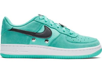 meet 0e6e3 55d59 Nike キッズスニーカー SS19 NIKE AIR FORCE 1 LV8 GS HAVE A NIKE DAY TEAL 送料 ...