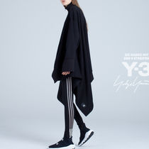 Y-3(ワイスリー) ブルゾン 直営アウトレット【Y-3】W TAILED TRACK JACKET/ DP0774 BLACK