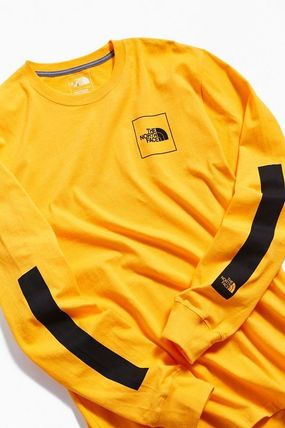 THE NORTH FACE Tシャツ・カットソー THE NORTH FACE★新作/送込★袖ロゴ長袖Tシャツ(6)