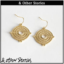 【 & Other Stories 】Pendant Hanging ピアス  0714820001