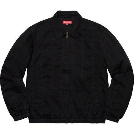 Supreme ジャケットその他 Supreme Patchwork Harrington Jacket SS 19 WEEK 0(5)