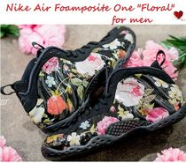 "Loveアメリカで大人気メンズ Nike Air Foamposite One ""Floral"""