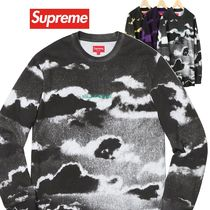 Supreme シュプリーム Clouds L/S Top SS 19  WEEK 0