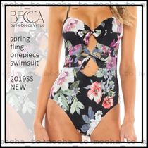 19SS新作♥BECCA花柄ワンピース水着♥Anthropologie