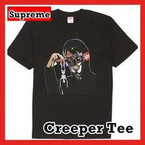 Supreme シュプリーム Creeper Tee  SS 19  WEEK 0